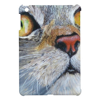 Sally the Tabby Cat iPad Mini Cover