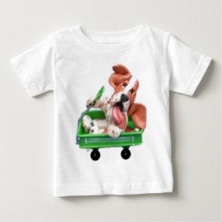 sally wagon infant t-shirt