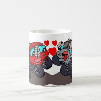 Salman and Jocelyn 2 Magic Mug