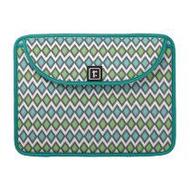 Salmiak Pattern custom MacBook sleeve