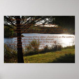 Salmo 104 póster