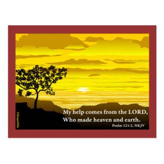 Salmo 121 mi ayuda