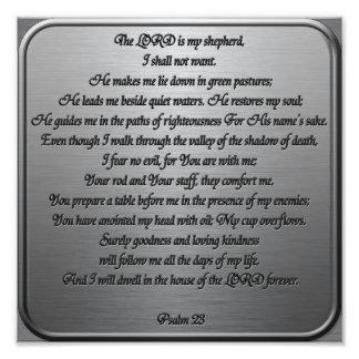 Salmo 23 - Acero Arte Fotografico