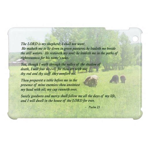 Salmo 23 el señor Is My Shepherd
