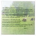 Salmo 23 el señor Is My Shepherd Teja