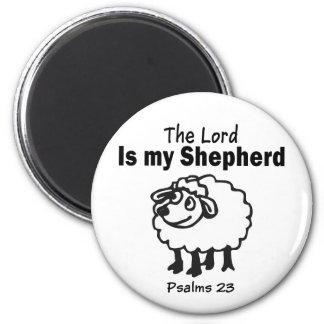 Salmo 23 imán para frigorífico