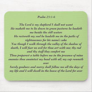 Salmo 23 Mousepad