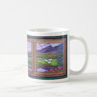 Salmo 23 taza de café