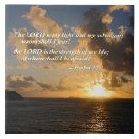 Salmo 27 1 el señor Is My Light Tejas