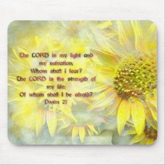 Salmo 27 tapetes de ratón