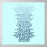 Salmo 91 - Dios es nuestro protector Impresiones