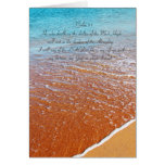 Salmo 91 todo el texto, playa tarjeta