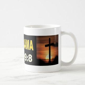 Salmo de Obama Taza De Café
