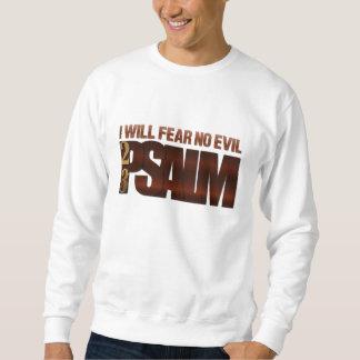 Salmo del verso de la biblia 23ro suéter