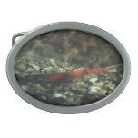 Salmon #01 belt buckles