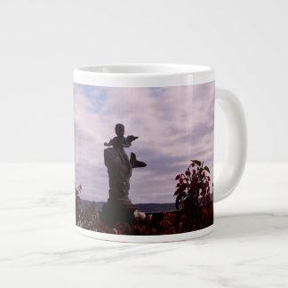 Salmon Angel Giant Coffee Mug