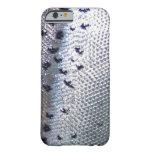 Salmón atlántico - caso del iPhone 6 de la piel de Funda De iPhone 6 Barely There