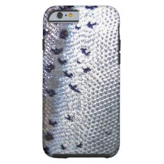 Salmón atlántico - caso del iPhone 6 de la piel de Funda De iPhone 6 Tough