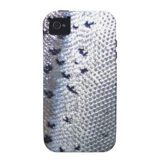 Salmón atlántico - cubierta de Iphone de la piel d Vibe iPhone 4 Fundas