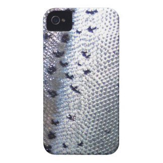 Salmón atlántico - cubierta de Iphone de la piel iPhone 4 Case-Mate Cárcasas