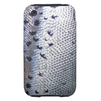 Salmón atlántico - cubierta de Iphone de la piel Tough iPhone 3 Coberturas