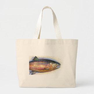 Salmon Tote Bags