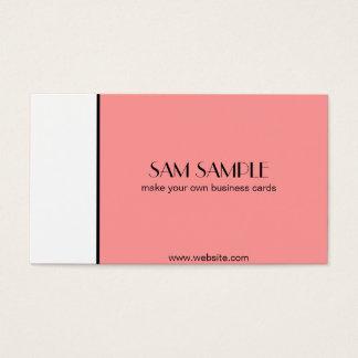 Salmon Business Card