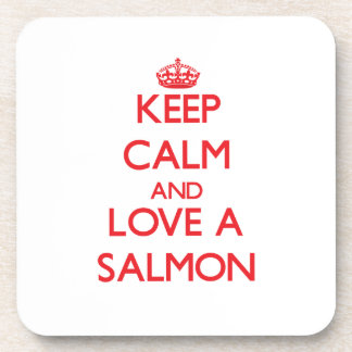 Salmon Coasters