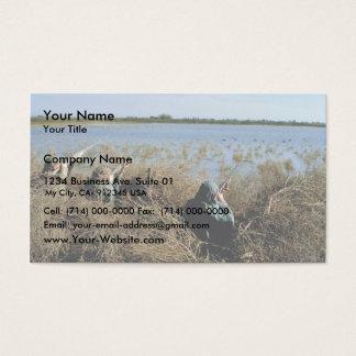 Salmon Egg Fry Business Card