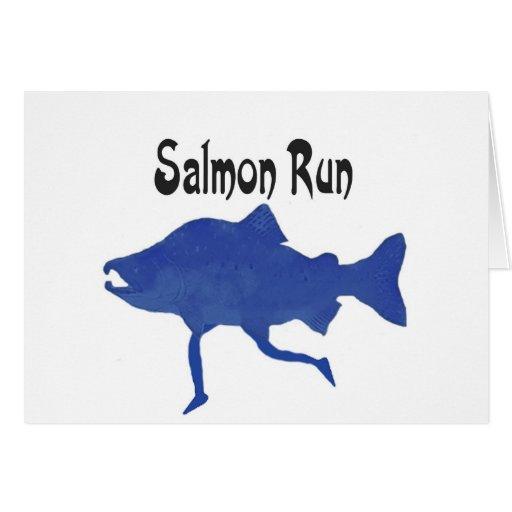 Salmon (FISH) Cards