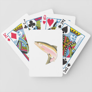 SALMON FISH BICYCLE PLAYING CARDS