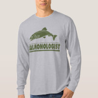 Salmon Fishing T-Shirt