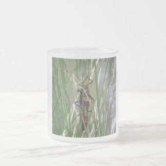 Salmon Fly - Frosted Mug