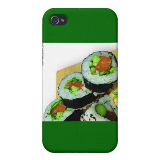 Salmon Futomaki Mugs Cards & Much More! Covers For iPhone 4