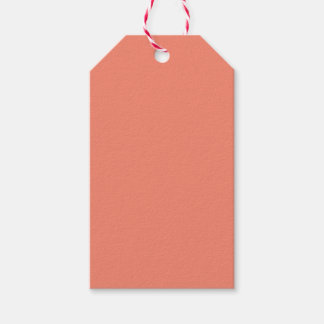 Salmon Pack Of Gift Tags