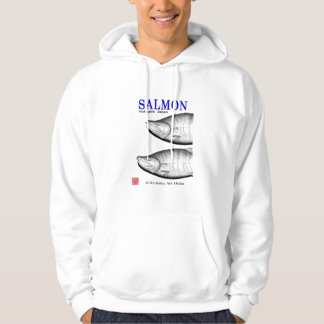 SALMON HOKKAIDO JAPAN salmon! Hoodie
