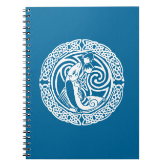 Salmon in Snow Notebook