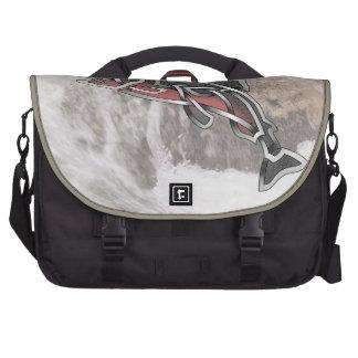Salmon Computer Bag