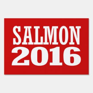 Salmon - Matt Salmon 2016 Lawn Sign