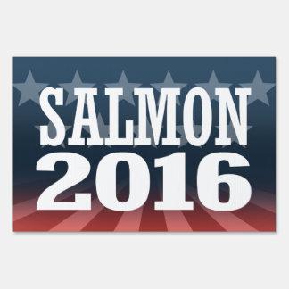 Salmon - Matt Salmon 2016 Sign