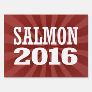 Salmon - Matt Salmon 2016 Yard Sign