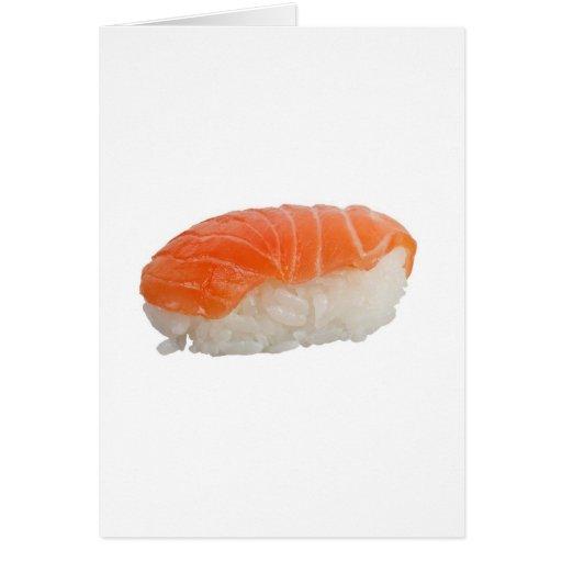 Salmon Nigiri Cards