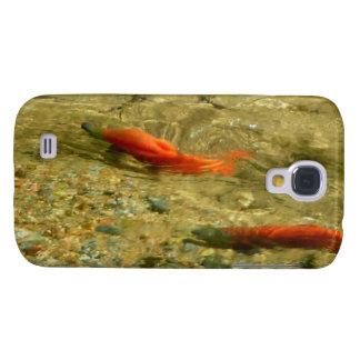 Salmon on the Run Samsung Galaxy S4 Case