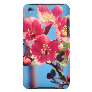Salmon Pink Blossom Barely There iPod Case