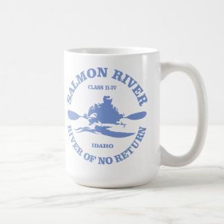 Salmon River (kayak) Coffee Mug