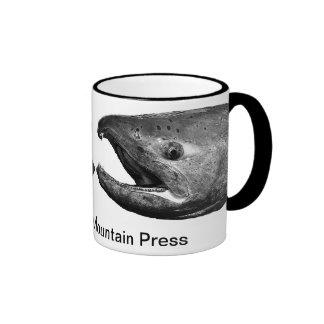 Salmon River Mountain Press Mug