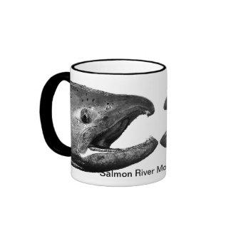 Salmon River Mountain Press Ringer Mug