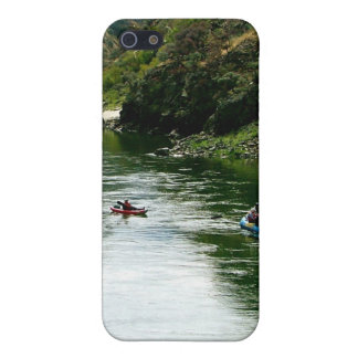 Salmon River Repose Cover For iPhone SE/5/5s