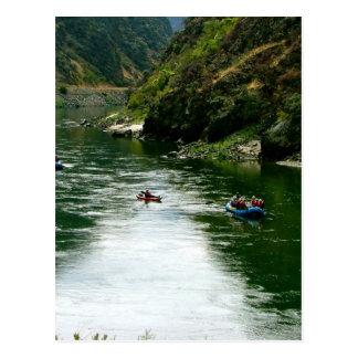 Salmon River Repose Post Card