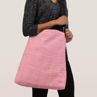 Salmon-Royalty-Plaid-Shoulder-Bags-Totes Crossbody Bag